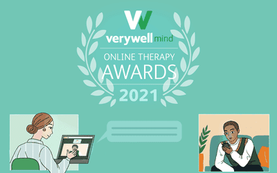 Online Therapy Awards Logo