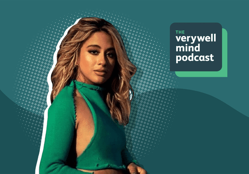 Ally Brooke, guest on The Verywell Mind Podcast