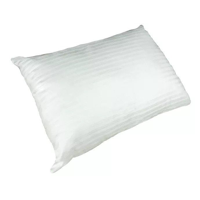 Indulgence Cotton Down Alternative Travel Pillow