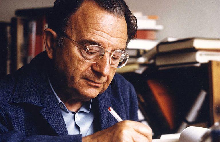 Erich Fromm 1974
