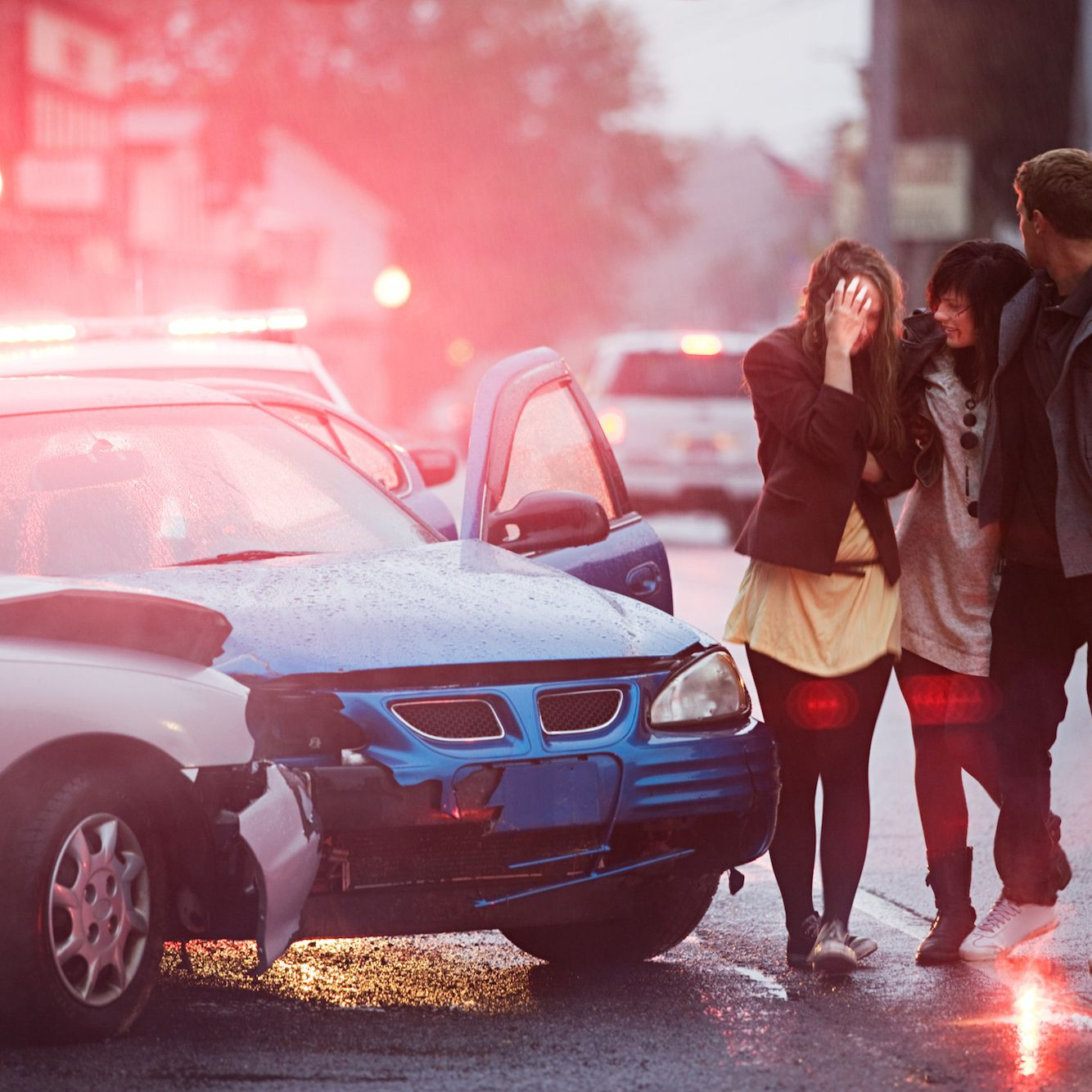 The Risk of PTSD After a Car Accident