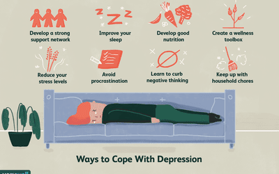 ways to cope with depression