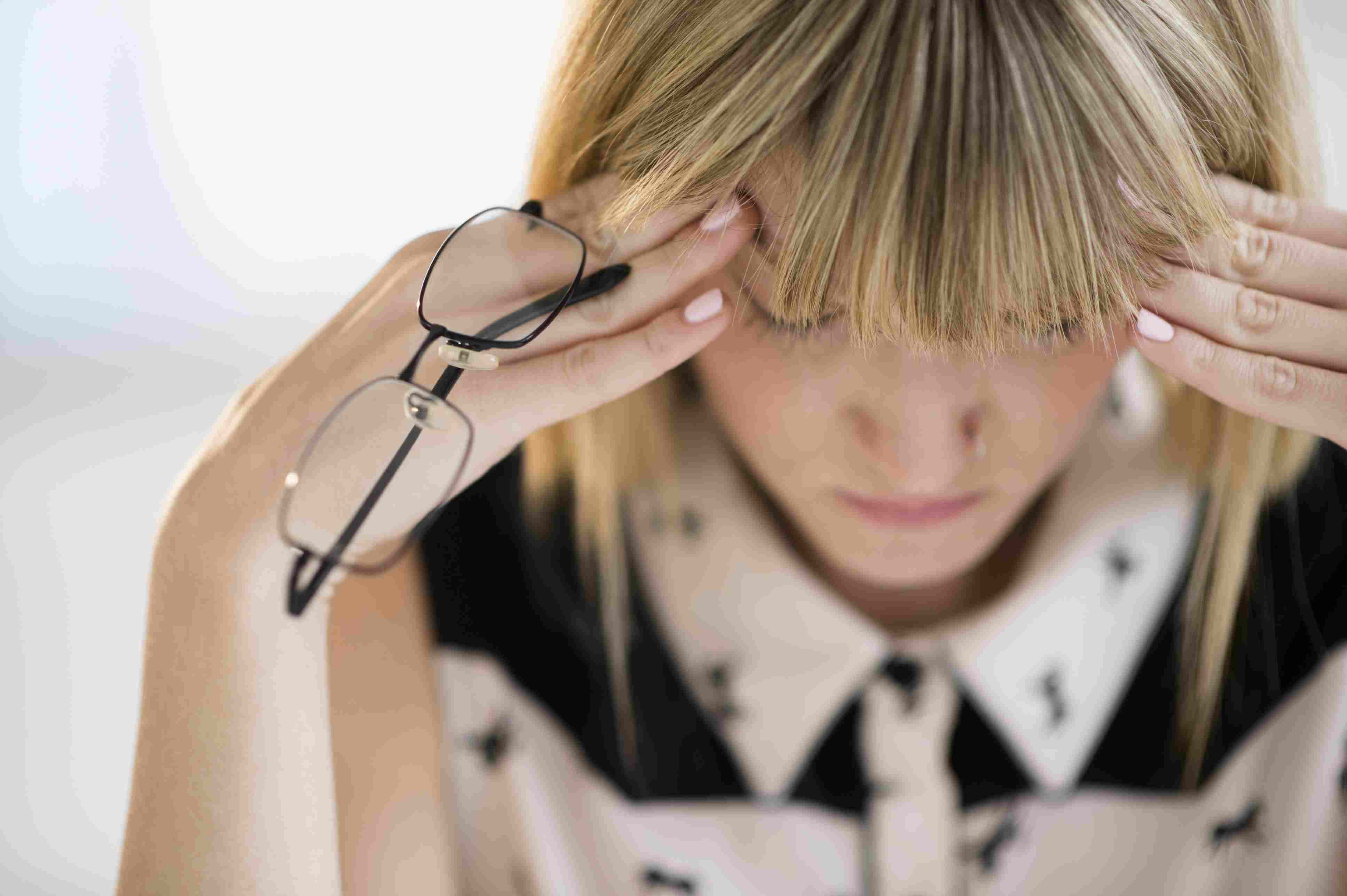 Anxiety May Alter Processing Of >> 5 Surprising Ways That Stress Affects Your Brain