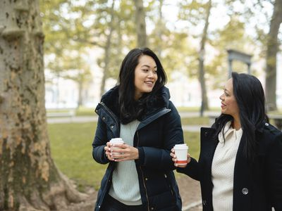 Scheduling time with friends can reduce depression.