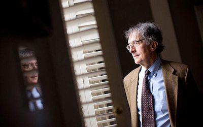 Portrait of Howard Gardner, April 20, 2011