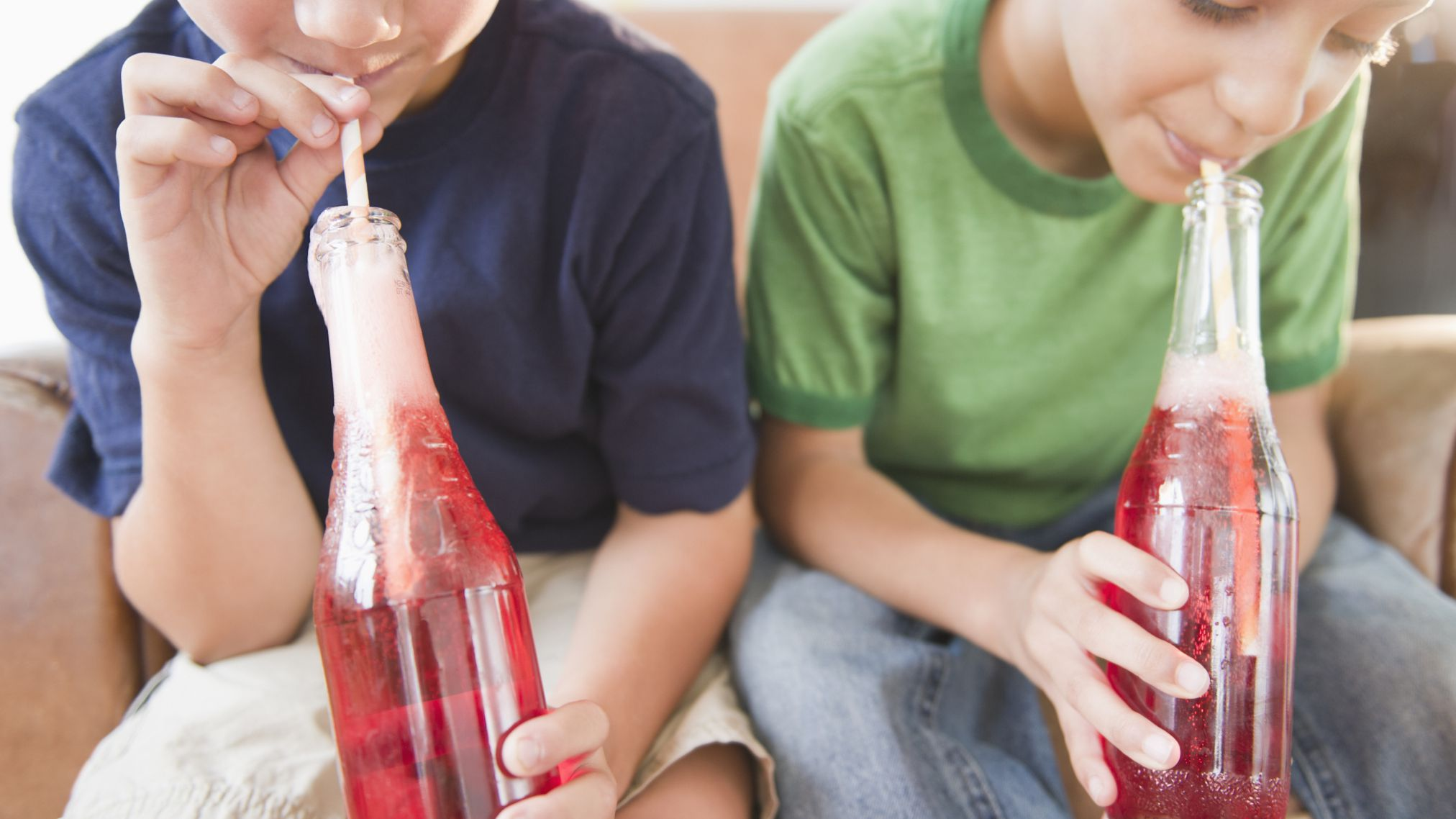 The Link Between Soft Drinks and Aggression in Children