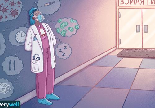 ER doctor facing mental health challenges amid pandemic burnout