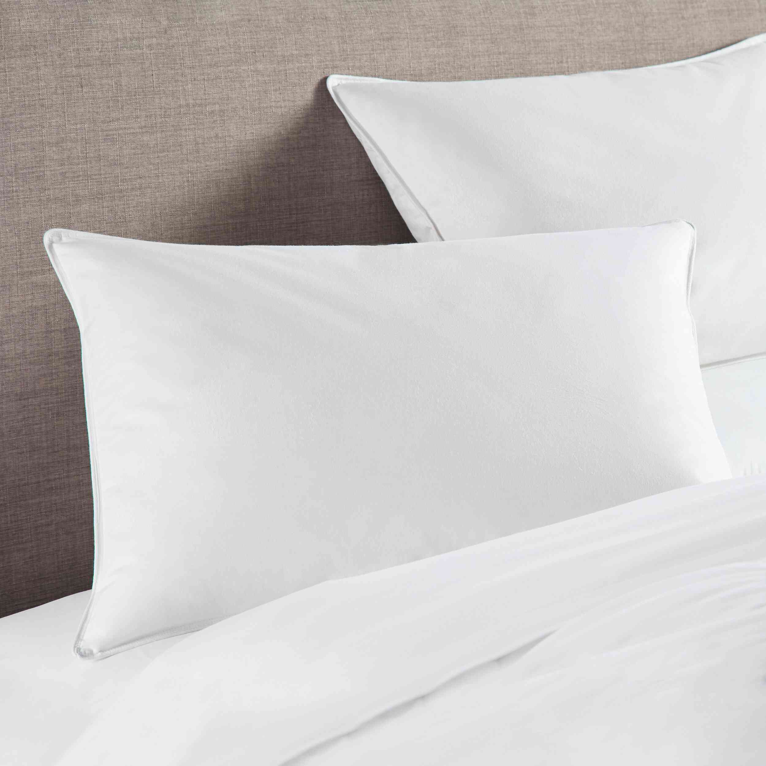 Howth Stomach Sleeper Extra Soft Feather Jumbo Pillow