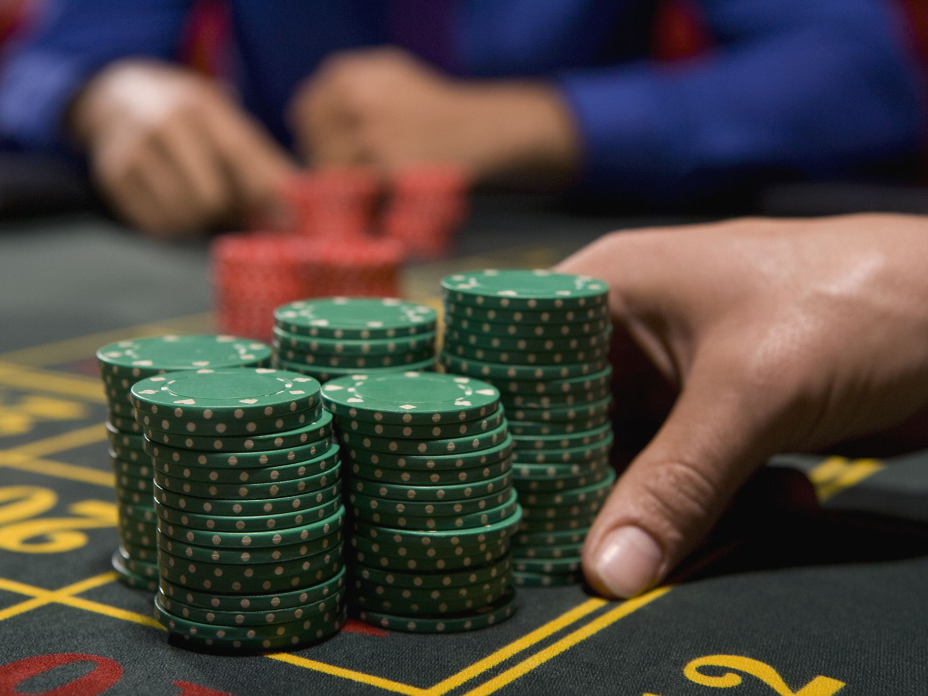 Addictive Gambling vs. Professional and Social Gambling