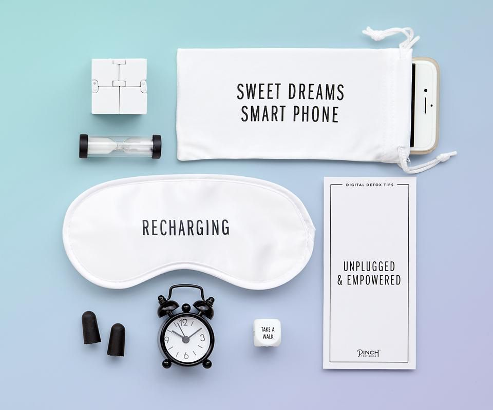 Pinch Provisions Digital Detox Kit