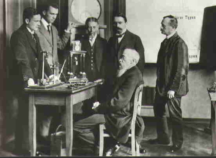 The First Experimental Psychology Lab