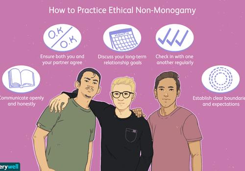Ways to practice ethical non-monogamy