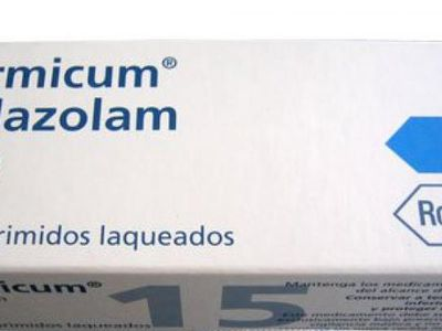 Midazolam package