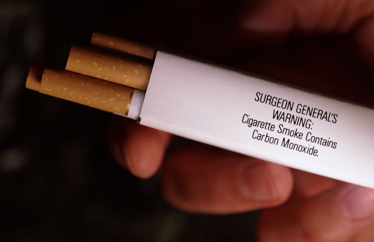 The Effects of Carbon Monoxide From Cigarette Smoking