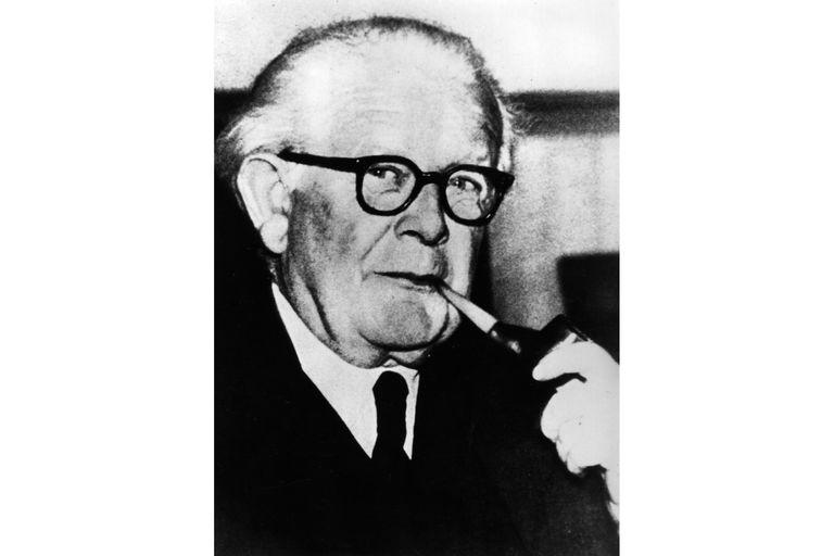 Jean Piaget portrait