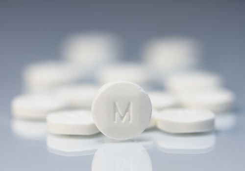 Methylphenidate 10mg pills. Used in treatment of ADHD and narcolepsy