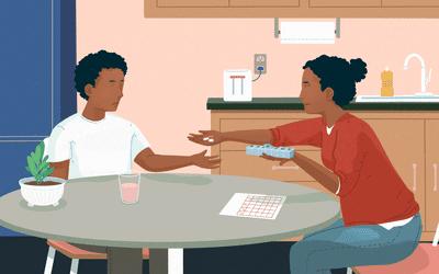 Caregiving for schizophrenia