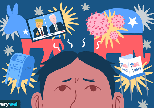 election stress illustration