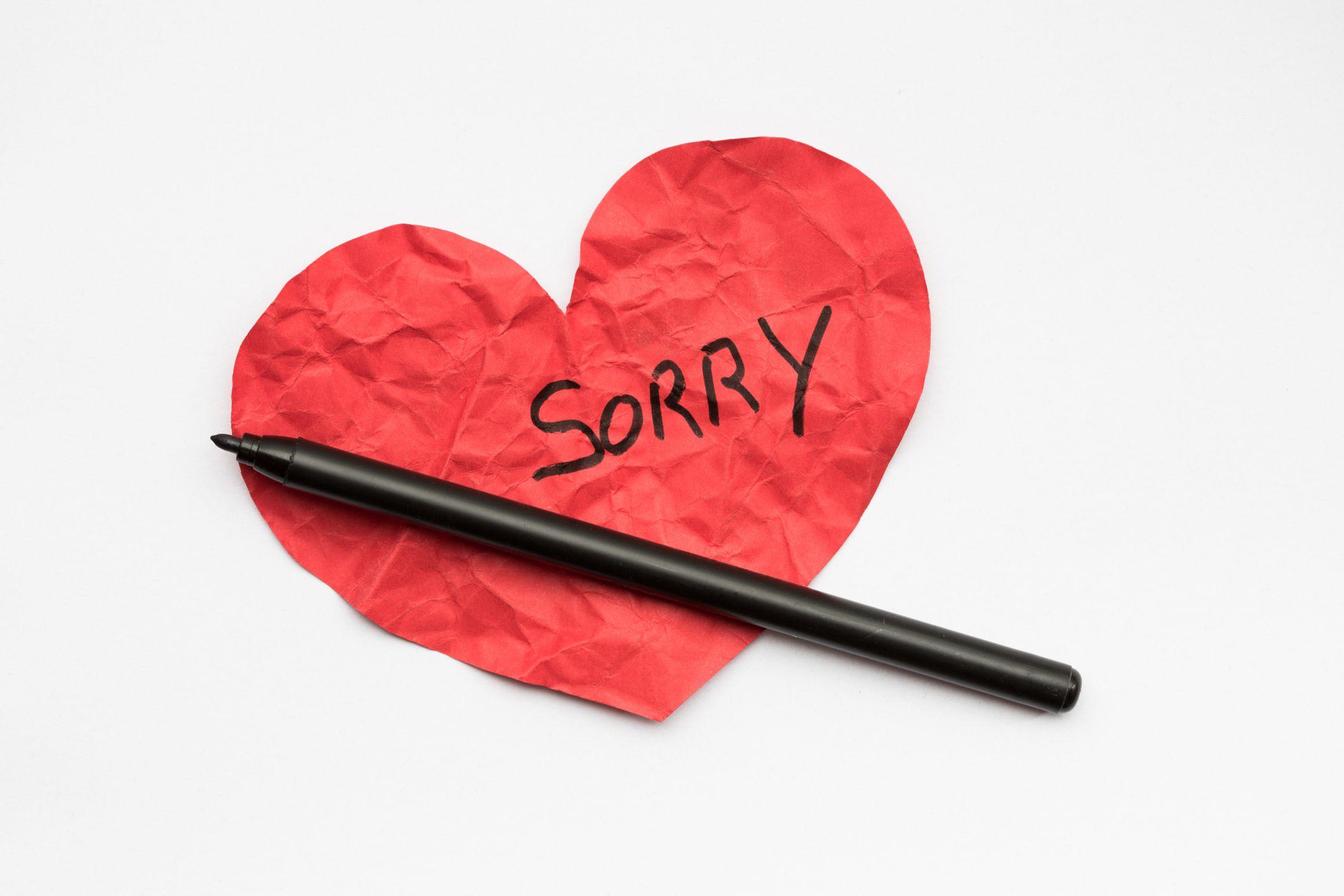 Ways to apologize to your boyfriend