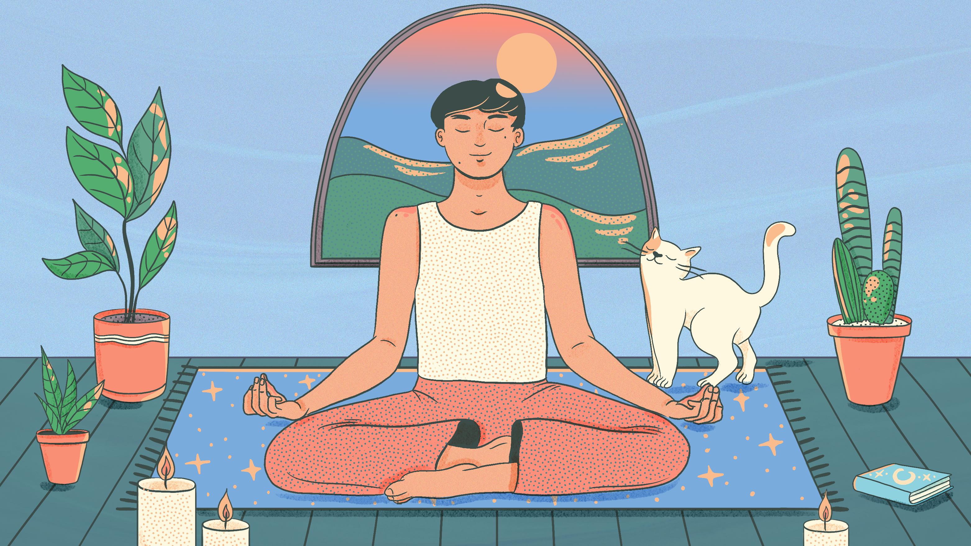 The Benefits Of Meditation For Stress Management