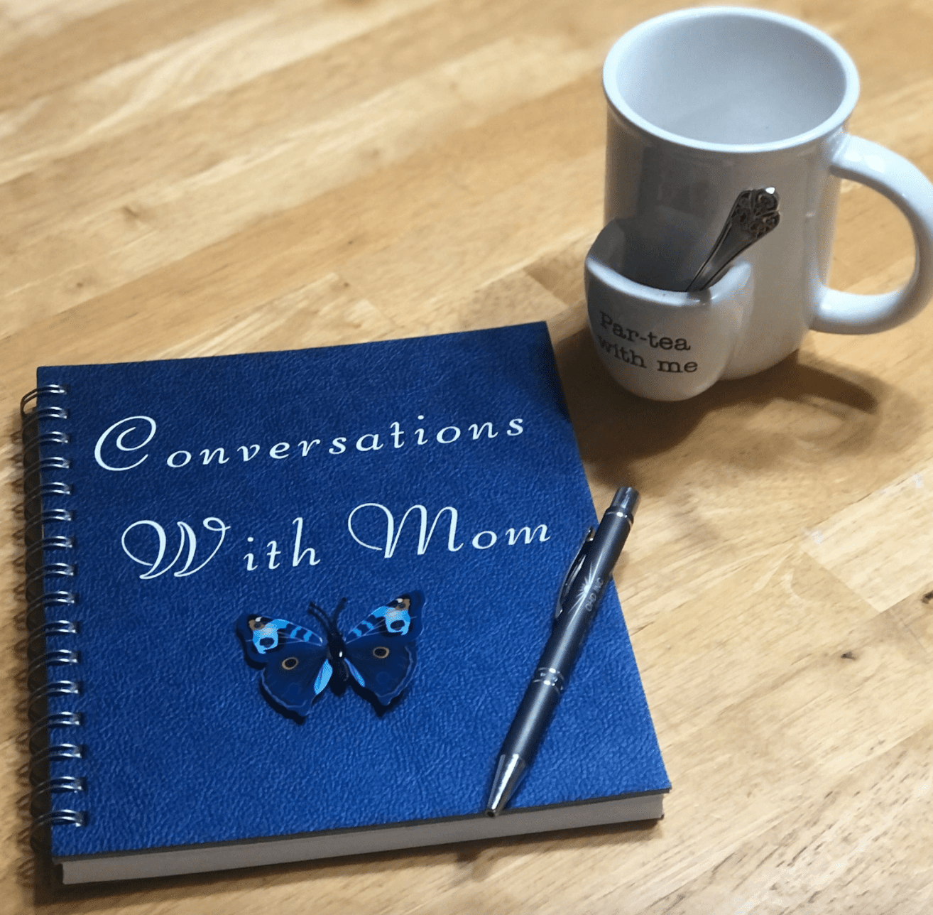 WordsFromYourHearts Conversations With You Journal