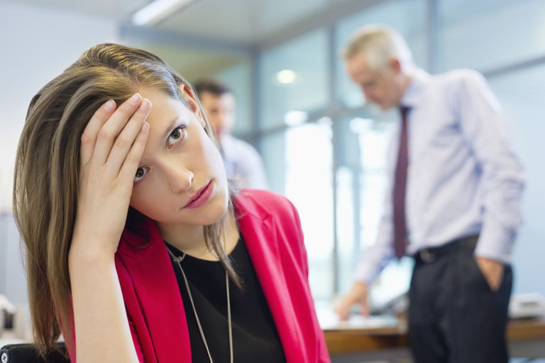 Difficult co-workers can create significant job stress.