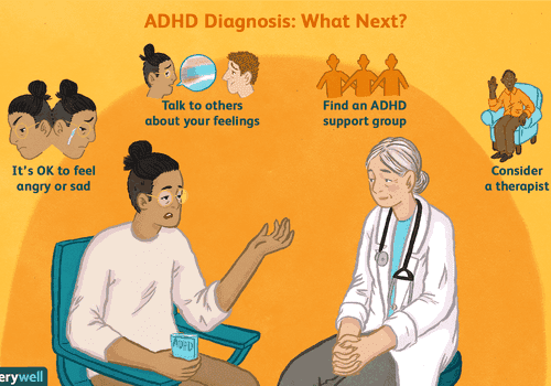 coping with ADHD diagnosis