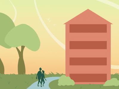 Illustration of The Gottman Method's Sound Relationship House theory