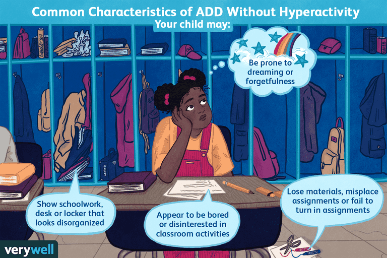 Just How Common Is Adhd Really New >> Attention Deficit Disorder Without Hyperactivity
