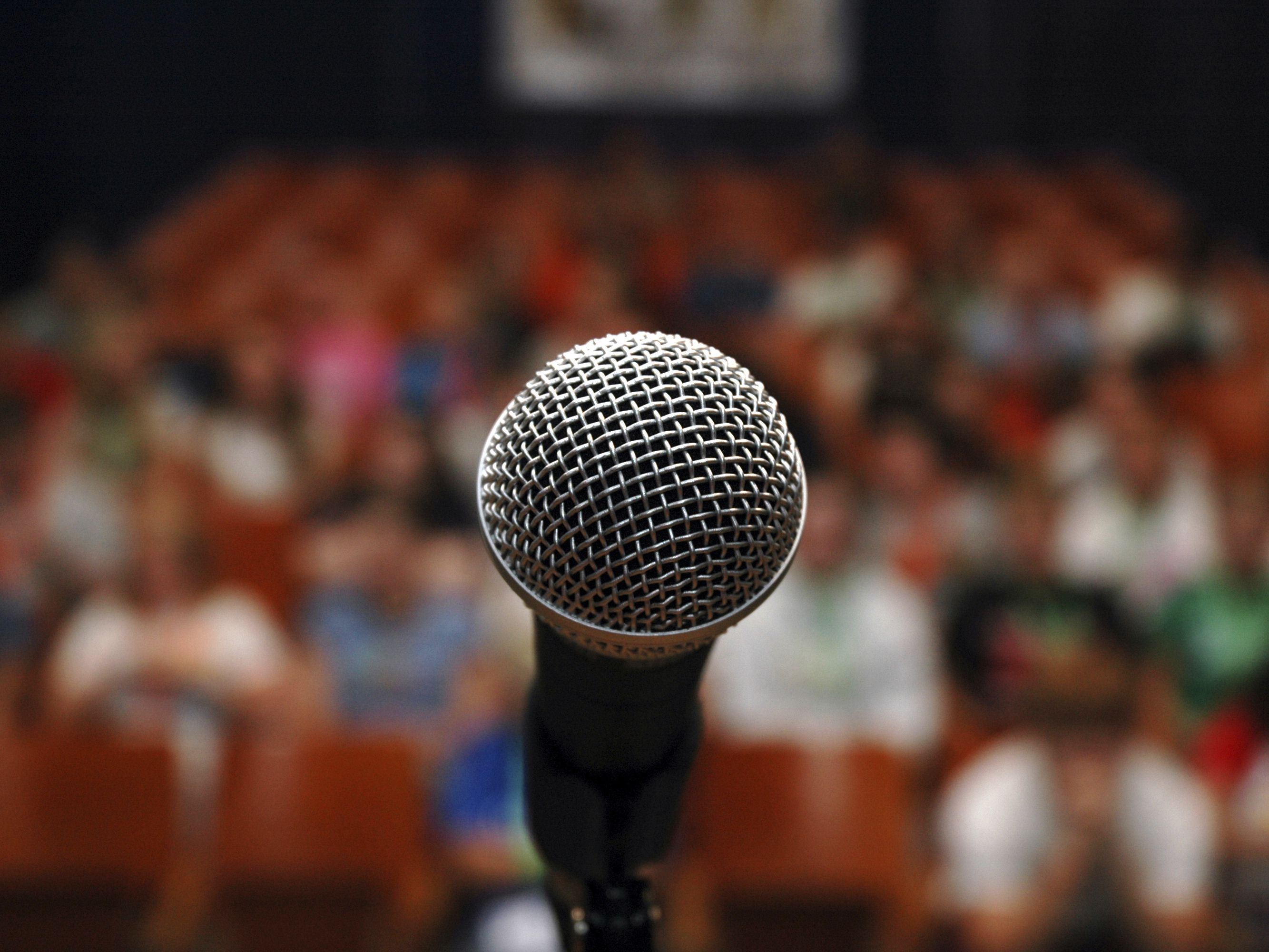 PTSD and Fear of Public Speaking