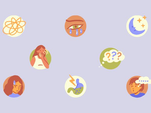 Characteristics of a guilt complex