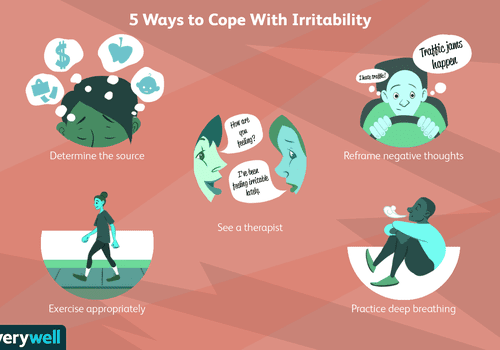 ways to cope with irritability