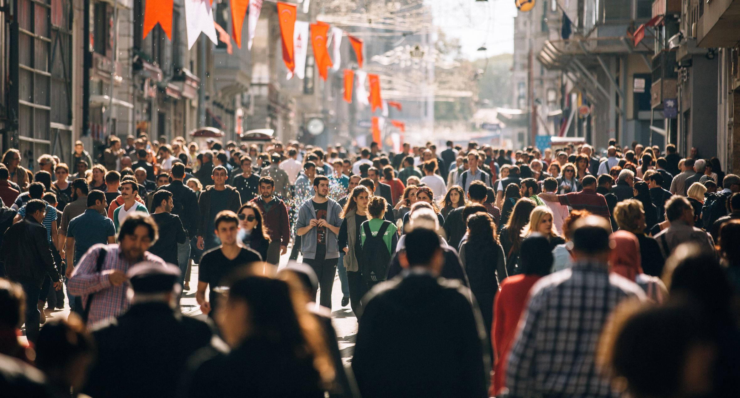 Understanding the Fear of Crowds