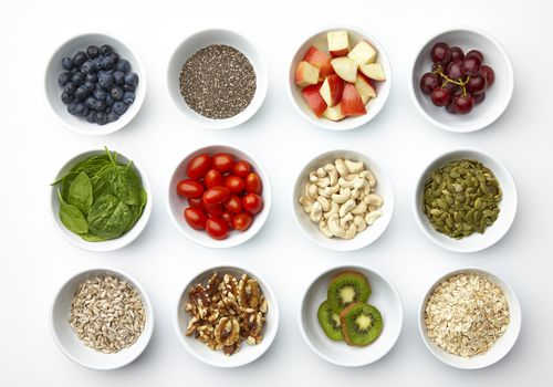 Super foods may help you beat anxiety.