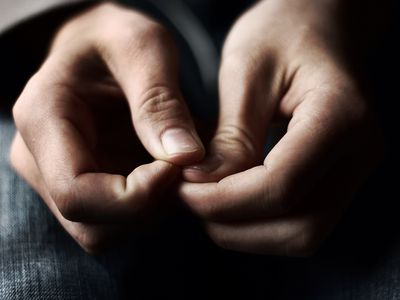 closeup of hands