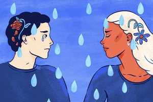 grief vs depression