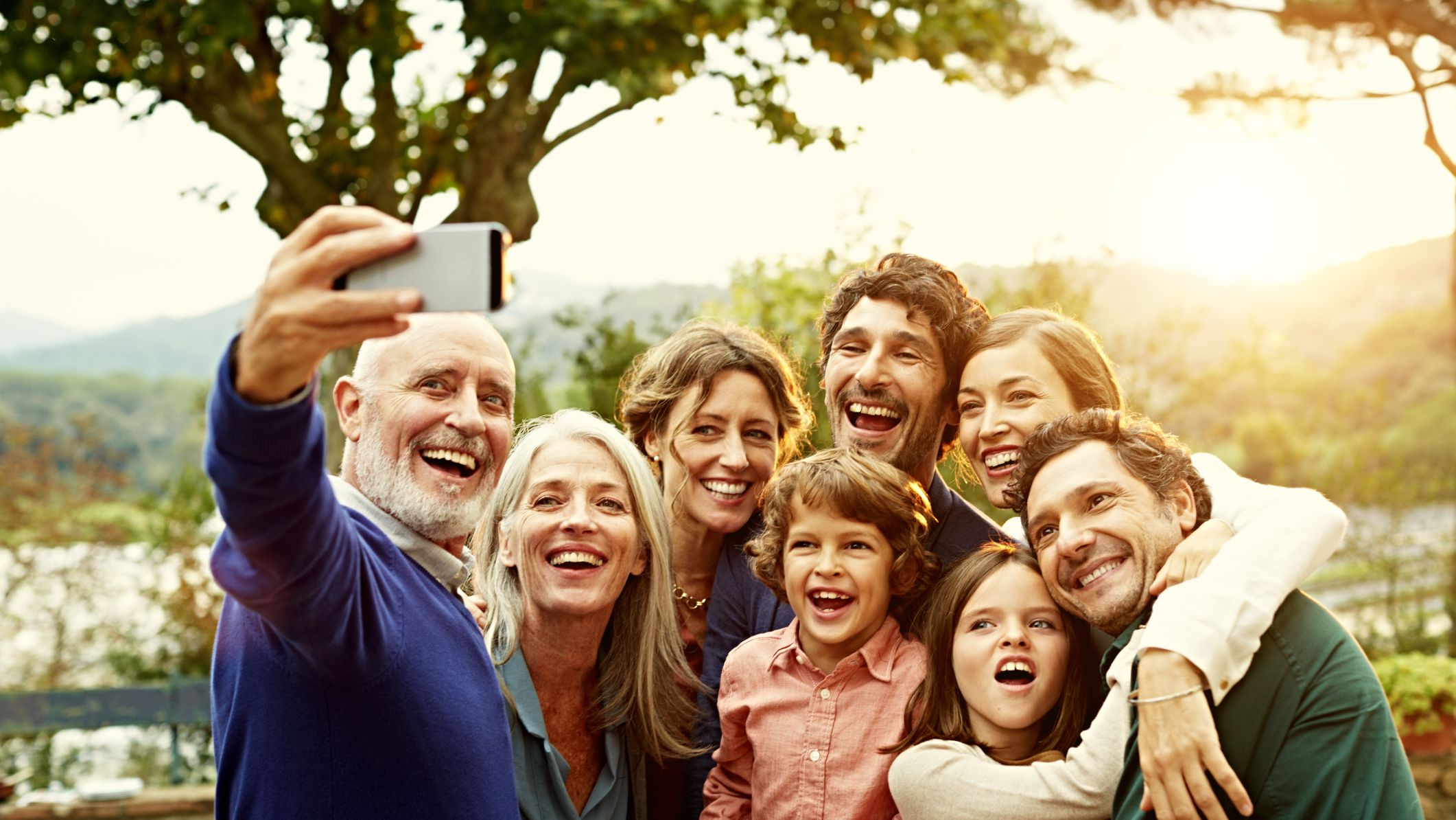Having Healthy Family Relationships With Less Stress