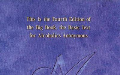 Big Book Cover