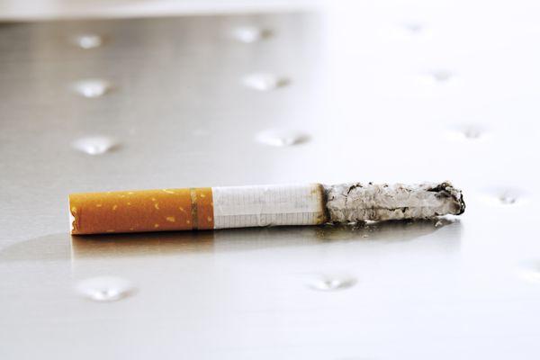 Single cigarette