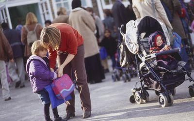 Help your preschooler with social anxiety.